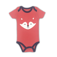Baby Bodysuits Girl Baby Clothes Summer Infant Short Sleeve Jumpsuit Body for Babies Newborns Cotton Baby Clothing цена