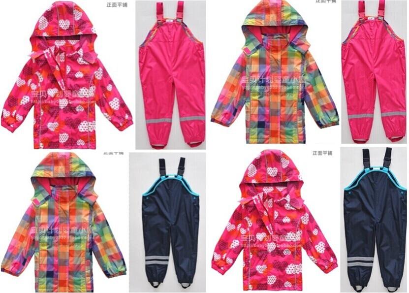 Djem dhe vajza pezullues pantallona plazhi fëmijë pantallona shiu - Veshje për fëmijë - Foto 6