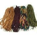 108*0.8Cm Ethnic Jewelry Sandalwood Buddhist Buddha Meditation Prayer Bead Mala Bracelet Wooden Rosary Beads Bracelets Japa Gift