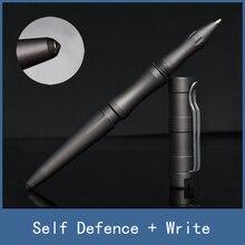 A estrenar autodefensa Personal de seguridad de protección Stinger armas táctico pluma lápiz, con escritura función, envío gratis