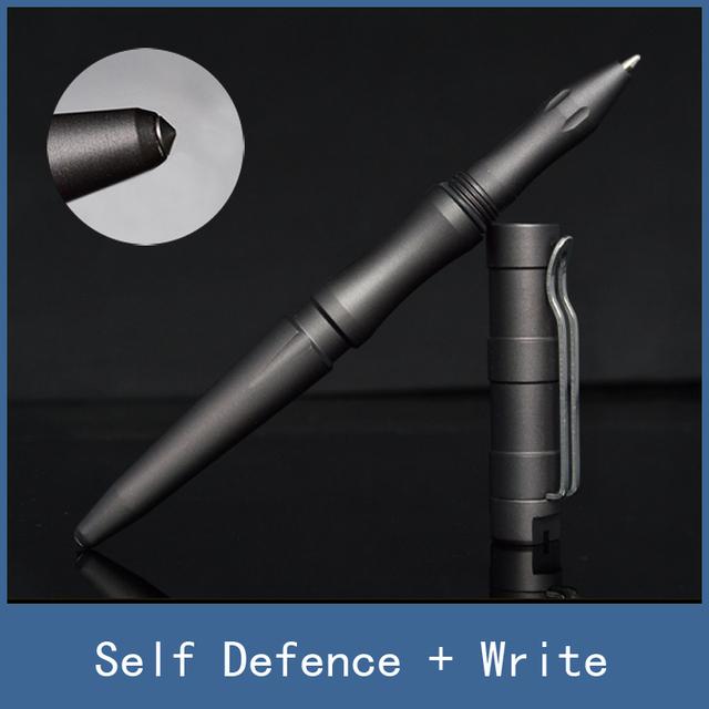 Marca Nueva Autodefensa Stinger Armas de Protección Táctico Pluma Seguridad Personal Lápiz, con la Función de Escritura envío Gratis