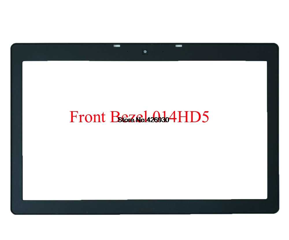 GAOCHENG Laptop LCD Top Cover for DELL Latitude E6530 P19F AM0LH000201 029T6K 29T6K with Hinges Back Cover New and Original