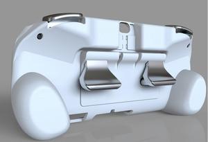Image 5 - Ps vita psv1000 2000 용 xberstar l3 r3 백 터치 패드 버튼 모듈 ps3 ps4 게임 액세서리 용 동기화 게임