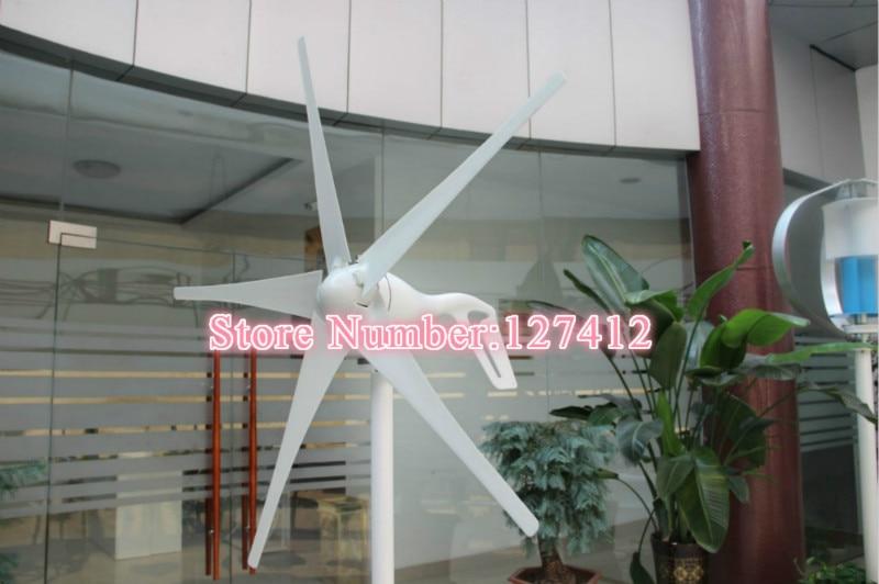 Лучшие Продажи Ветрогенератор 400 Вт ветрогенератор с 3/5/6 шт. лезвия+ ветрогенератор контроллер заряда для фотоэлектрических систем для морских и земли