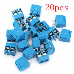 2016 brand new 20pcs bag 2 pin 5 08mm pitch blue connect terminal block terminal connector.jpg 250x250