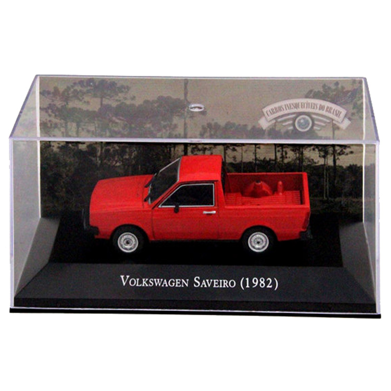IXO 1:43 Scale Volkswagen Saveiro 1982 Diecast Models Cars Toys Collection Gift