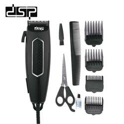 DSP maszynka do strzyżenia włosów trymer do brody do golenia maszynka do strzyżenia włosów narzędzie fryzjerskie zestaw mężczyzn ze stali nierdzewnej ze stali nierdzewnej 220 V-240 V 12 W