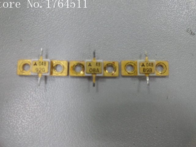 [BELLA] -MGF0904B 04B 4A 4B RF Microwave Power High Frequency Tube  --2PCS/LOT