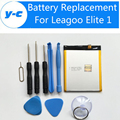 Leagoo Elite 1 Batería Original Nueva 2400 mAh Batería de Respaldo de Alta Capacidad Reemplazo Para Leagoo Elite 1 Teléfono Móvil