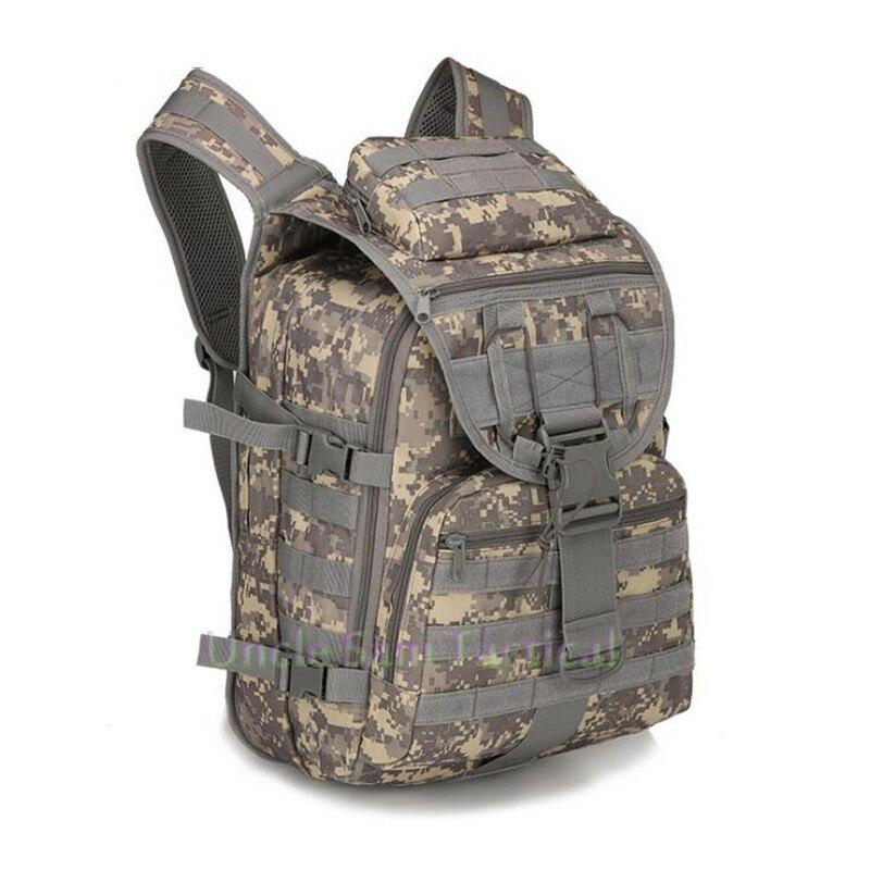 X7 militaire étanche en Nylon sac à dos tactique Molle résistant à l'eau sac d'escalade chasse en plein air sac à dos sacs de voyage