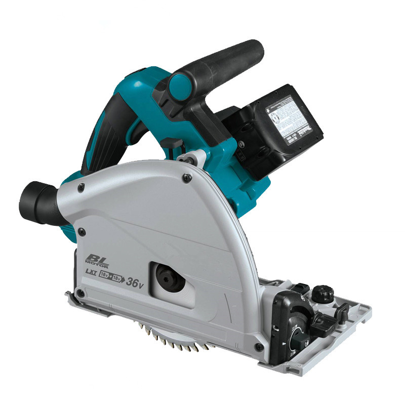 Rechargeable orbit <font><b>saw</b></font> cut into electric <font><b>circular</b></font> <font><b>saw</b></font> woodworking portable cutting machine