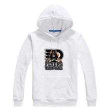 2017 Flyers Empire  Star Wars Darth Vader Men Sweashirt Women warm Philadelphia  hoodies 0105-7