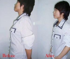 Image 4 - Borst Binder Tomboy Gesp Korte Borst Binder Trans Vest Casual Buste Shapers Tops Corset Tee Super Platte Beha Les Lesbische
