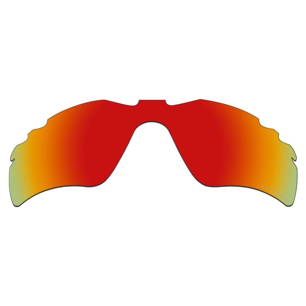 HKUCO Plus Mens Replacement Lenses For Oakley Radar Path-Vented Sunglasses 24K Gold Polarized xpfIwKEiR6