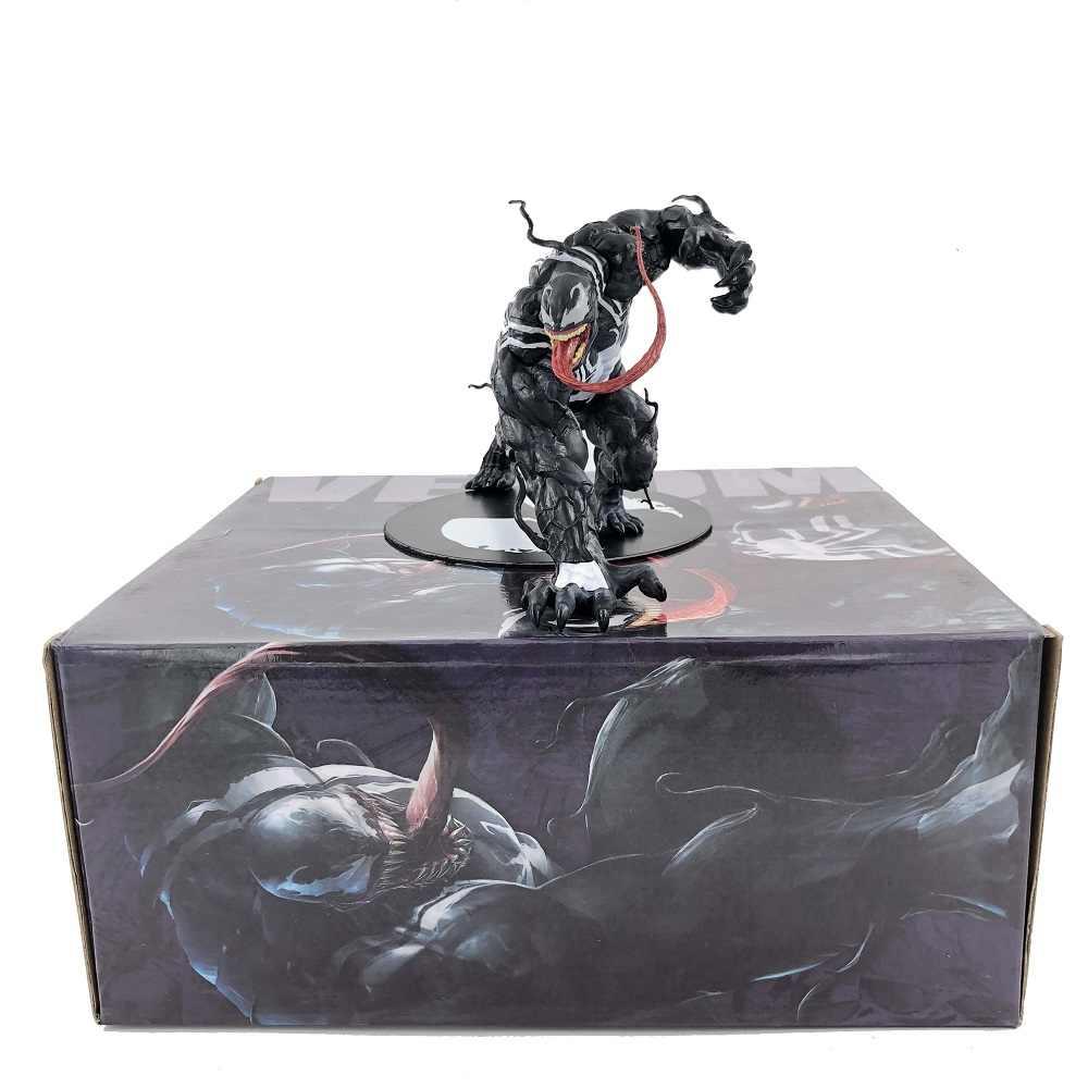 Человек-паук, фигурка Веном, ARTFX + X, мужчины, iron edard Brock, Железный человек, рассомааха ПВХ, фигурка, модель, коллекционная игрушка, подарок
