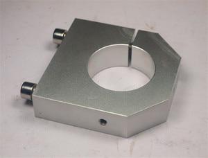 Image 2 - حامل محور الدوران 43 مللي متر لأجزاء ماكينة الطحن بالتحكم الرقمي بالكمبيوتر من سبائك الألومنيوم