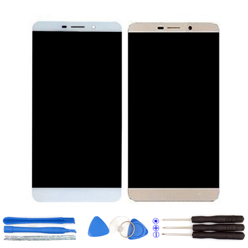 LCD Display + Digitizer Touch Screen assembly Replacement For LeEco LETV Le Max X900 Cell Phone Parts + Tools