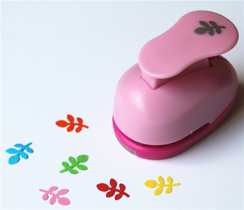Flower Paper Punch For Kids Furador 5/8'' 1.5cm Diy Paper Cut Eva Foam Maker Puncher Scrapbooking Hole Punch R31744