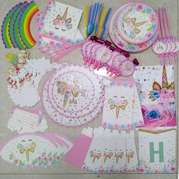 Unicorn Party Decoration Unicorn Theme