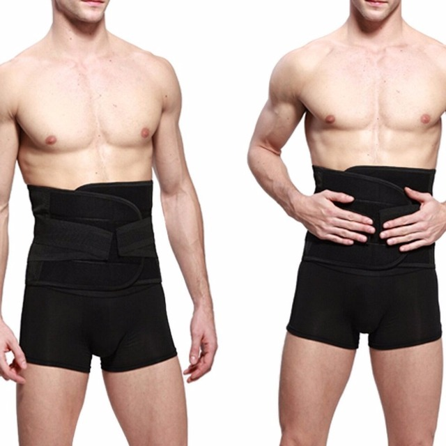 Cn Herb New Style Adjustable Breathable Trimmer Belt,tummy Fat Burning Slimming Belt,body Shaper Slimming Tummy Waist Trainer 1