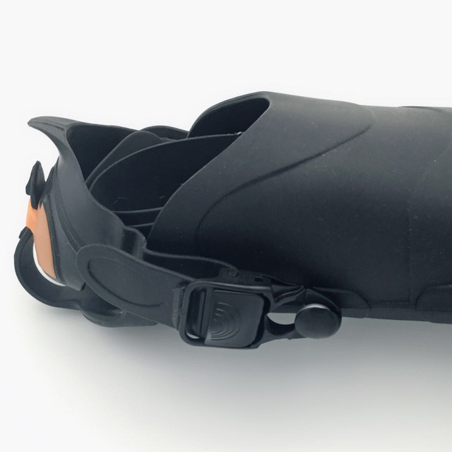Anti-Slip Silicone Swimming Fins