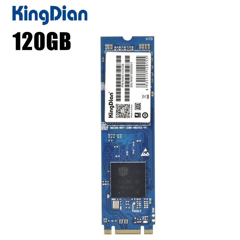 Original KingDian N480 120GB 120GB / 240GB SSD Solid State