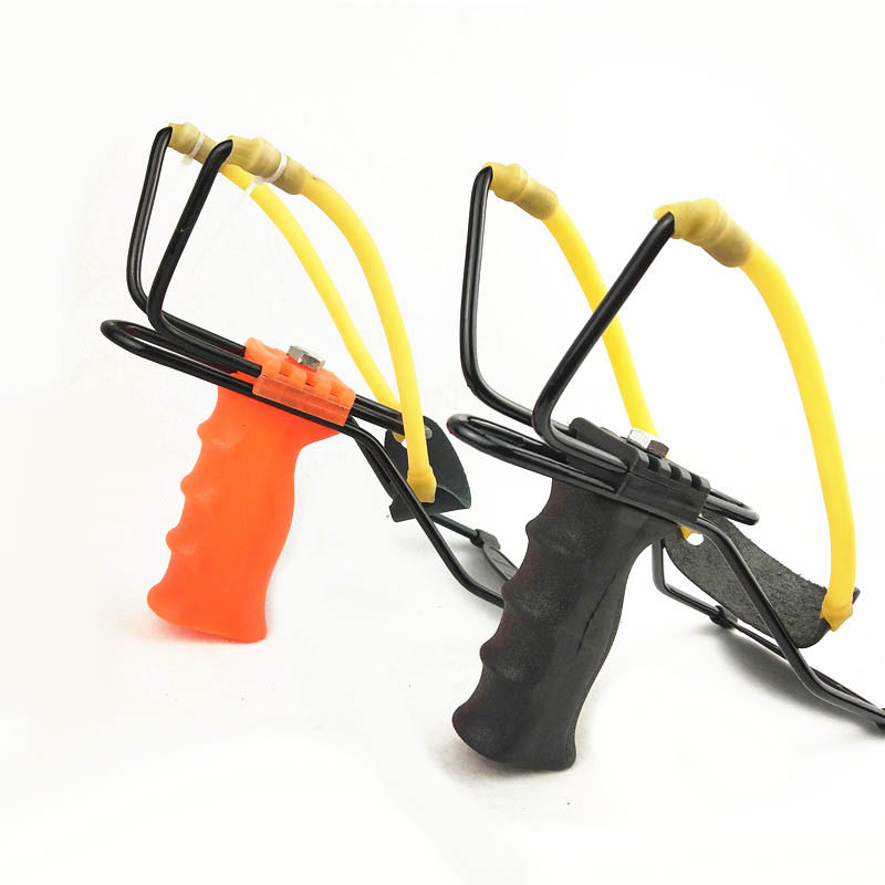 Professional Wooden Athletics Slingshot rist Brace Support Shot Slingshot Bow with Handle