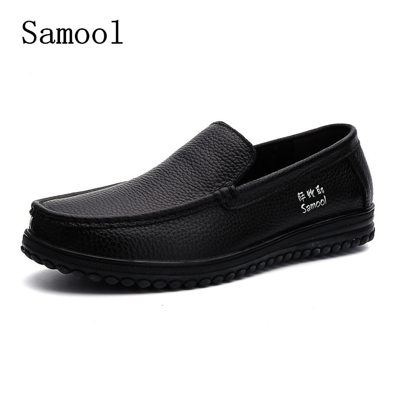 High Quality Genuine Leather Men Shoes Soft Moccasins Loafers Fashion Brand Men Flats Comfy Light Driving Shoes Big Size 37~47 summer causal shoes men loafers genuine leather moccasins men driving shoes high quality flats for man