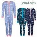 Niños nightwear onesie general de alta calidad ropa de dormir de algodón puro niños grandes delgadas cómodas pijamas buzos envío gratis