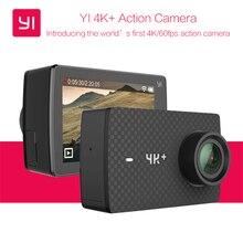 YI 4K+ Action Camera Ambarella H2 4K/60fps 12MP 155 Degree 2.19″ RAW International Edition Xiaoyi 4K Plus Sports Camera
