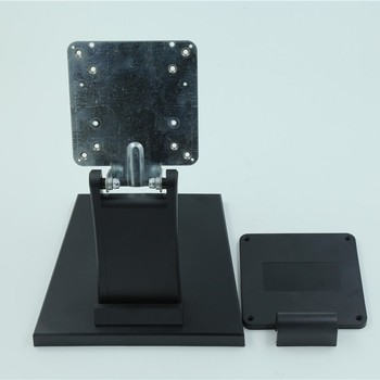 Computer LCD Monitor Desktop Stand Mount Brackets for Universal 10~27 inch Folded VESA Bracket PC Mount LCD monitor Stand