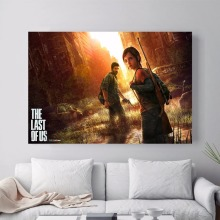 The Last Of Us Game Canvas Art Print Painting Poster Wall Pictures For Living Room Home Decoration Decor No Frame