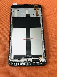 "Image 2 - מקורי מגע מסך + תצוגת LCD + מסגרת עבור Blackview P2 MT6750T אוקטה core 5.5 ""FHD משלוח חינם"
