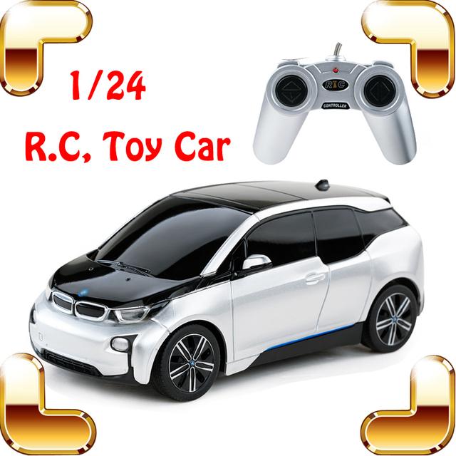 Regalo de Año nuevo Idea3 1/24 RC Drift Radio Remoto Coche Drive diversión Pequeña Carrera de Coches Modelo Eléctrico Ventiladores Favor Juguete de Interior juego