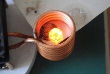 Zvs aquecedor por indução de alta freqüência máquina de aquecimento de metal derretido precisam trazer o seu próprio poder diy cérebro-treinamento brinquedo