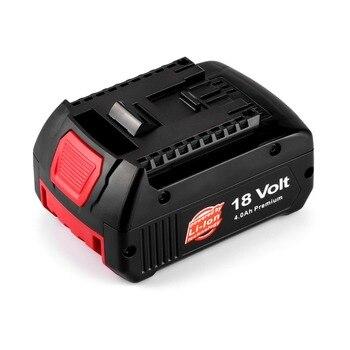 5000mAh  for BOSCH 18V power tool battery Li-ion 2 607 336 091  2 607 336 092 2 607 336 170  BAT609 BAT618