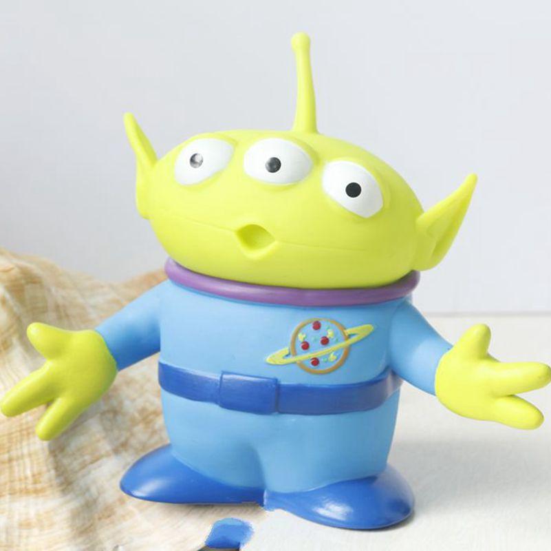 Toy Story Alien Figures 14cm PVC Alien Action Figure Doll Anime Kids Toys For Children
