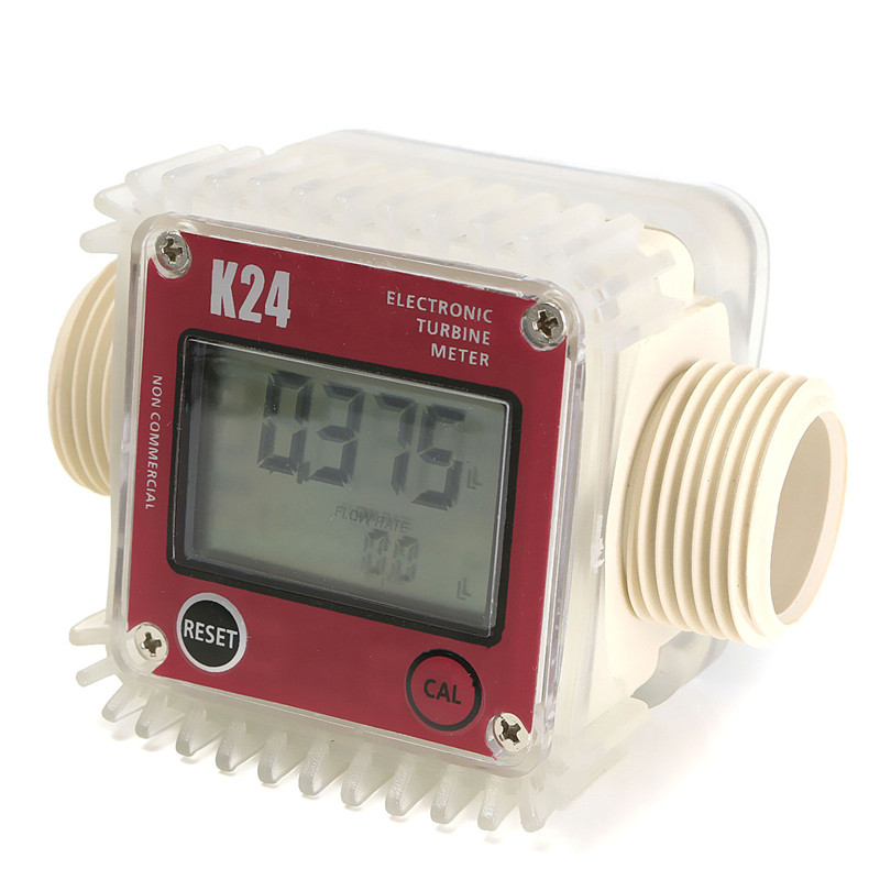 buy pro k24 digital fuel flow meter for. Black Bedroom Furniture Sets. Home Design Ideas