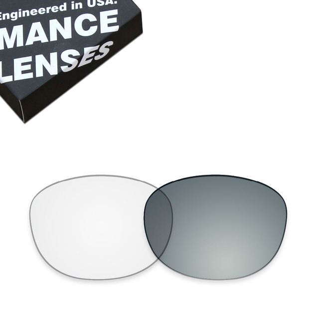82f0b86078 ToughAsNails Replacement Lenses for Oakley Latch Sunglasses Photochromic  Clear (Lens Only)