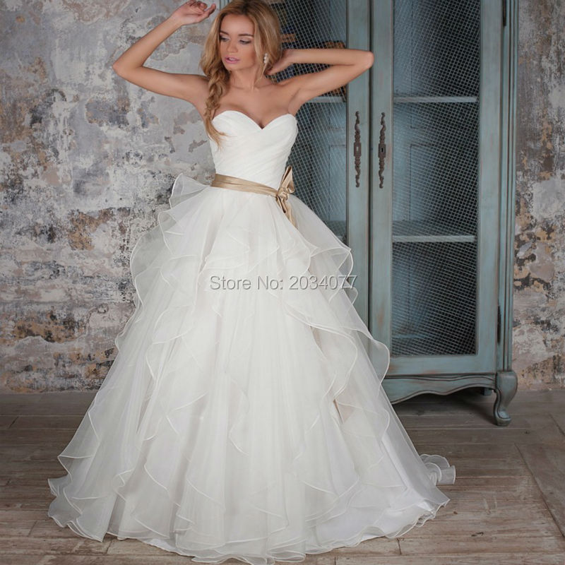 Alibaba retail store organza sweetheart wedding gown for Cheap wedding dress stores