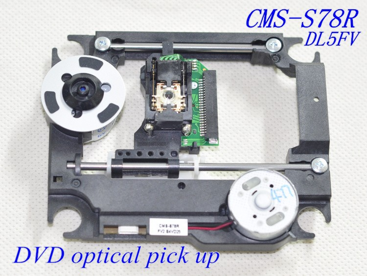 CMS-S78R / SOH-DL5FV DVD optical pick up DL5FV with mechanism