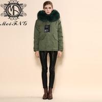 Italy fur lined hood wool coat brand name women winter jacket coat fur hooded faux fur lined jacket
