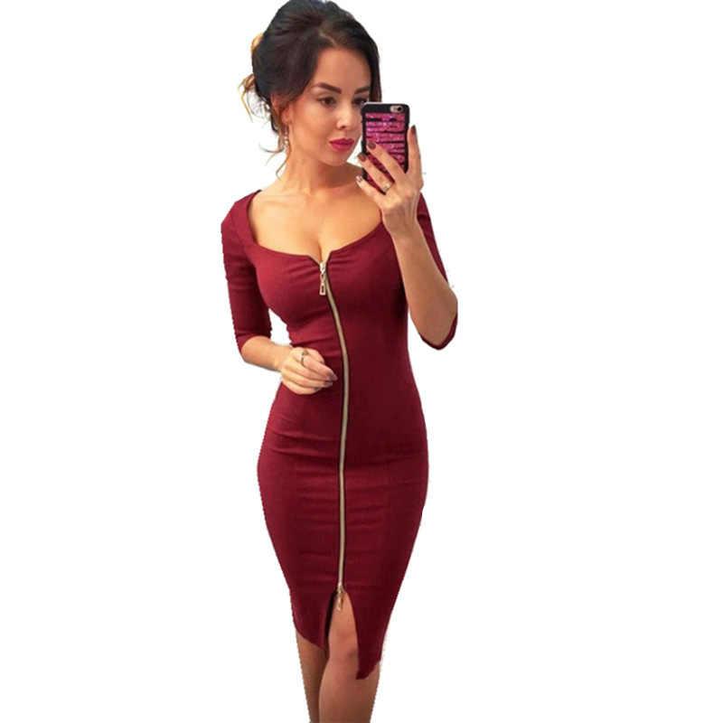 f630bf07ef2 Лето 2017 г. осеннее женское платье синий и красный цвета Платье черного  цвета модное Платье