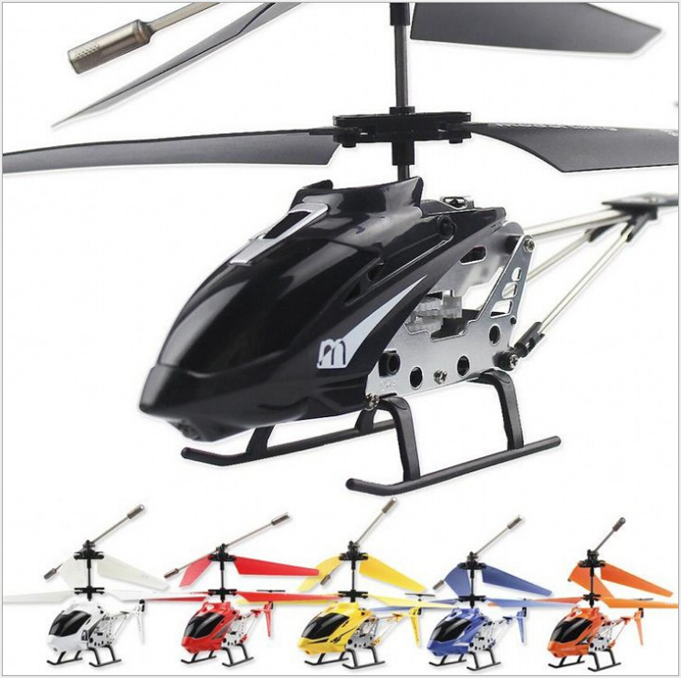 RC Helicopter Drone Radio Remote Control Aircraft