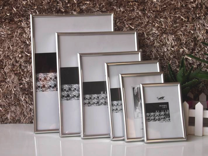 pvc plstic frame phtotgraph for 8x10 sports photo