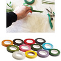 Corsages Buttonhole Artificial Flower Stamen Wrap Florist Floral Stem Tape  Resealable Wrap -Y102