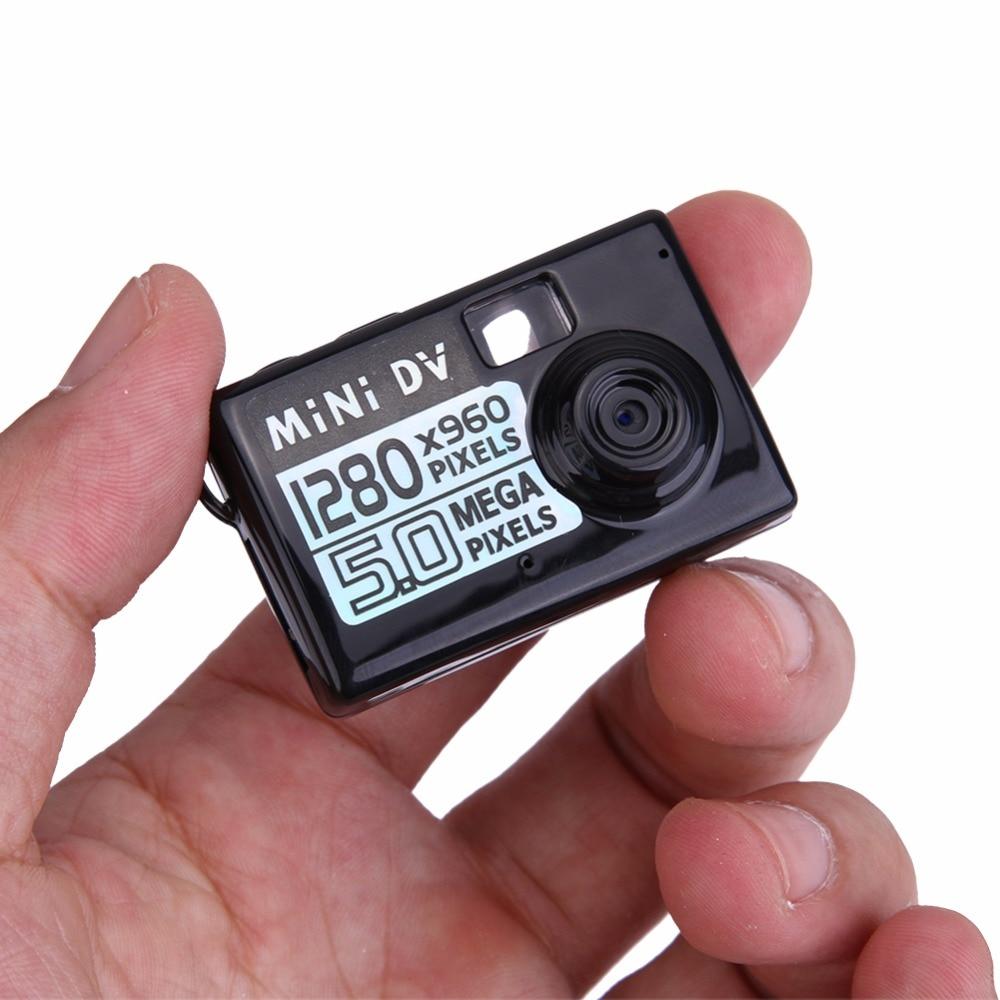 HD Micro Camera 5MP Mini DV Digital Camera Video Camcorder Webcam DVR Driving Recorder 720P 1280*960 Portable Web Cam