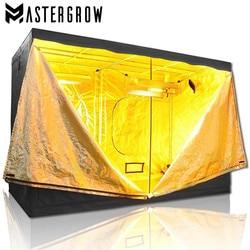 MasterGrow 300X150X200 cm kryty namiot do uprawy hydroponicznej  pomieszczenie do uprawy roślin rosnących  odblaskowe Mylar nietoksyczny szklarnie ogrodowe