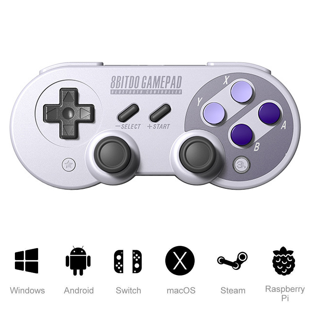 8Bitdo SN30 Pro Wireless Bluetooth Controller For Switch Console Classic Gamepad Joystick For Switch/Android/Windows/MAC