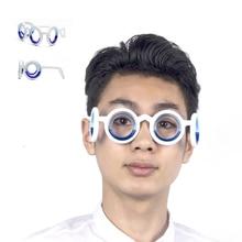Очки motion Sick Smart semick Airsick Lensless съемные Складные портативные спортивные очки для путешествия против движения